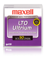 Maxell LTO Ultrium Cleaning Cartridge Tape
