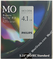 Philips 4.1 GB MO Disk R/W